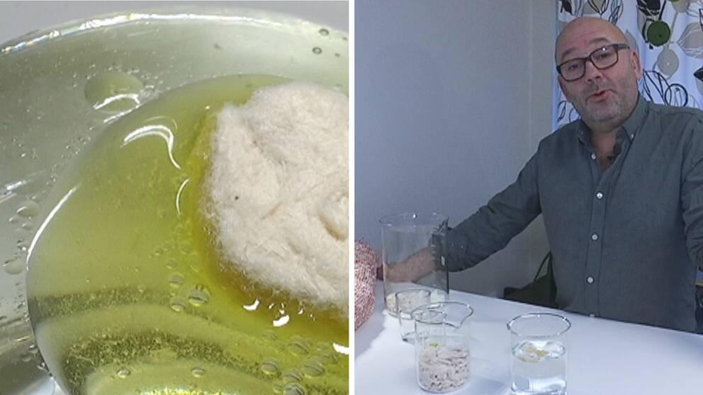 Erik Josephsson, vd på Biosorbe.