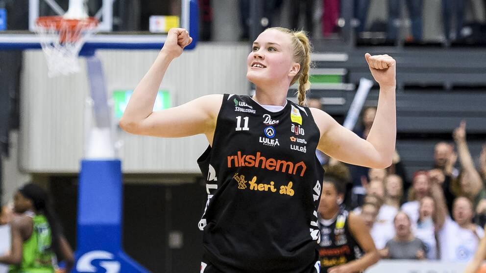 Allis Nyström i Luleå.