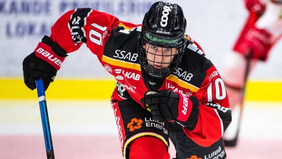 Luleås Christa Alanko