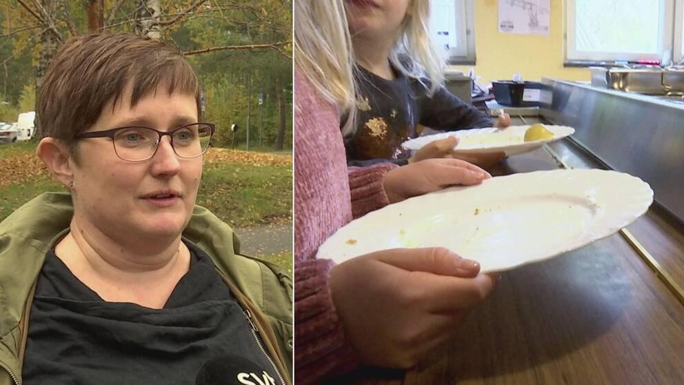 Anna Karlberg, förälder