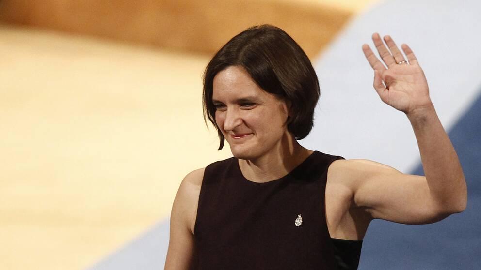 Esther Duflo omnäms som en av dem som skulle kunna vinna det så kallade Nobelpriset i ekonomi i dag.