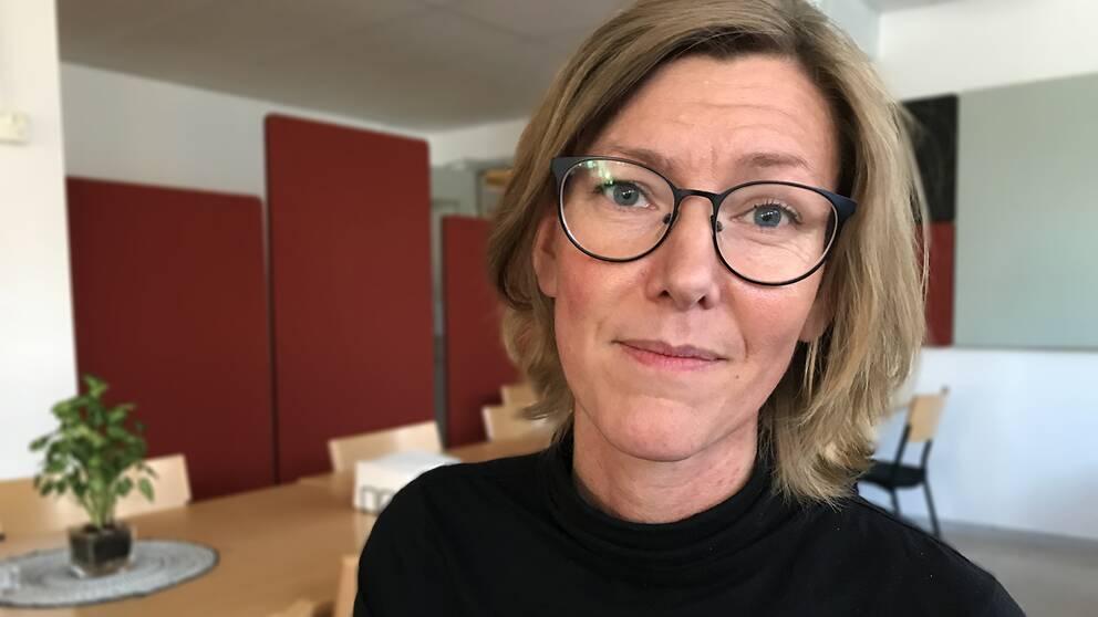 Anna Bäckman, handläggare länsstyrelsen