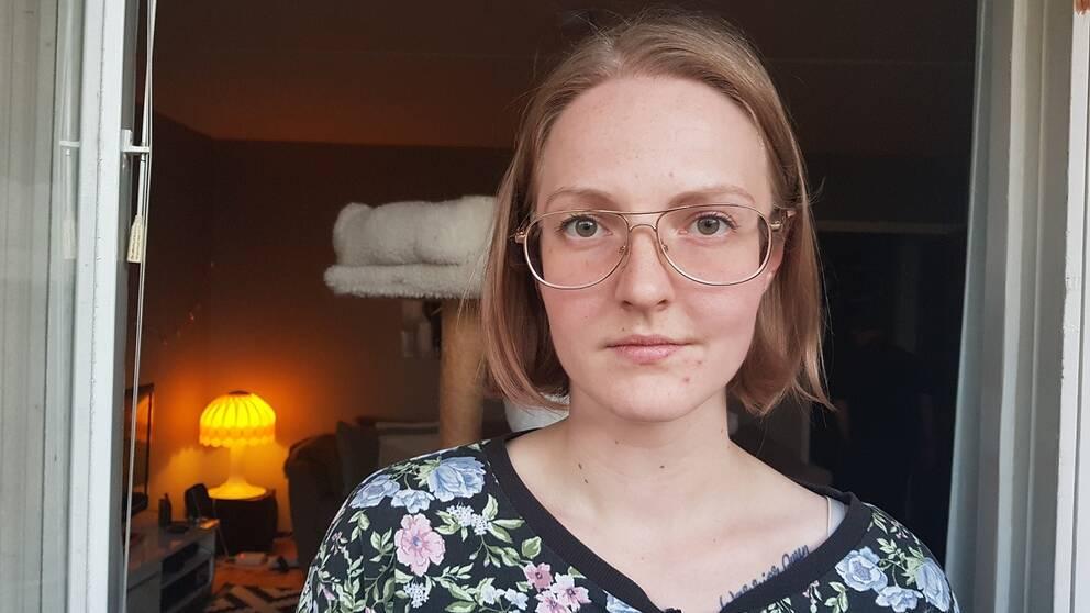 Susanne Adrell hade borderline i flera år innan hon fick reda på att hon hade PMDS.