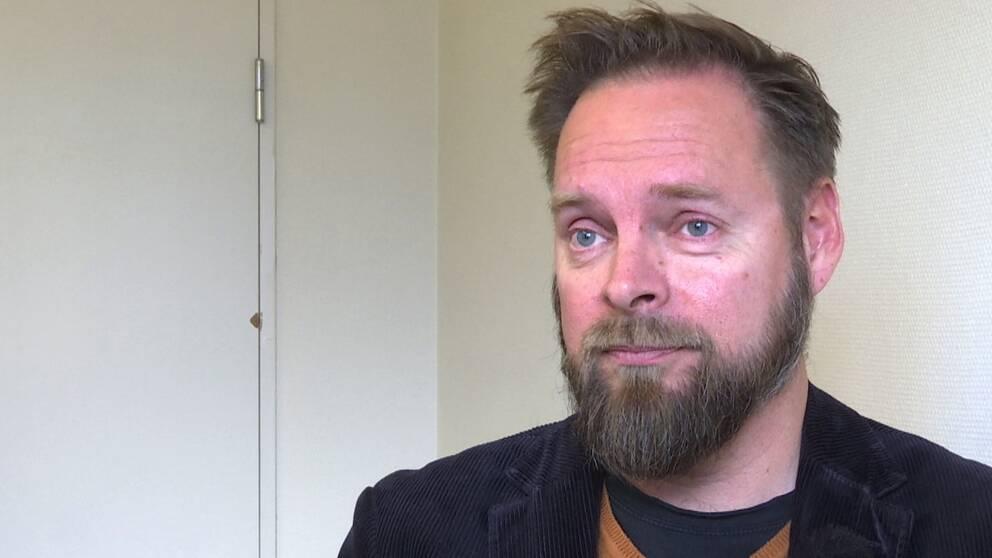 Kalle Påsse Sundvall (M), ordförande i Individ och familjeomsorgsnämnden.