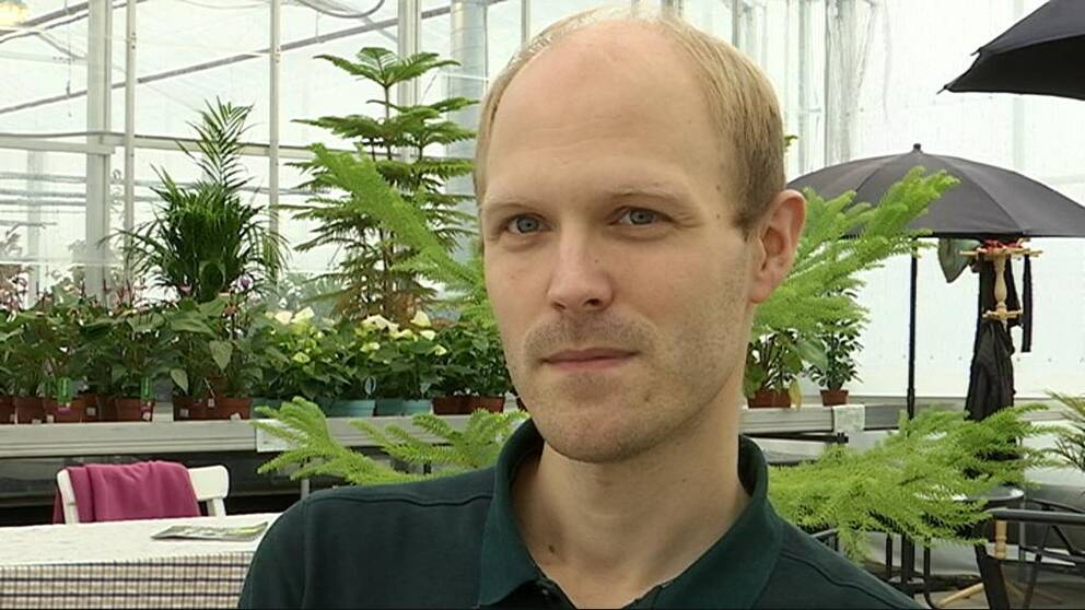 Bild på Peter Johansson, gruppledare för Centerpartiet i Krokoms kommun