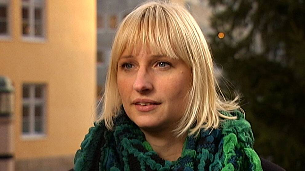 Åsa Eriksson (S), kommunalråd Norberg