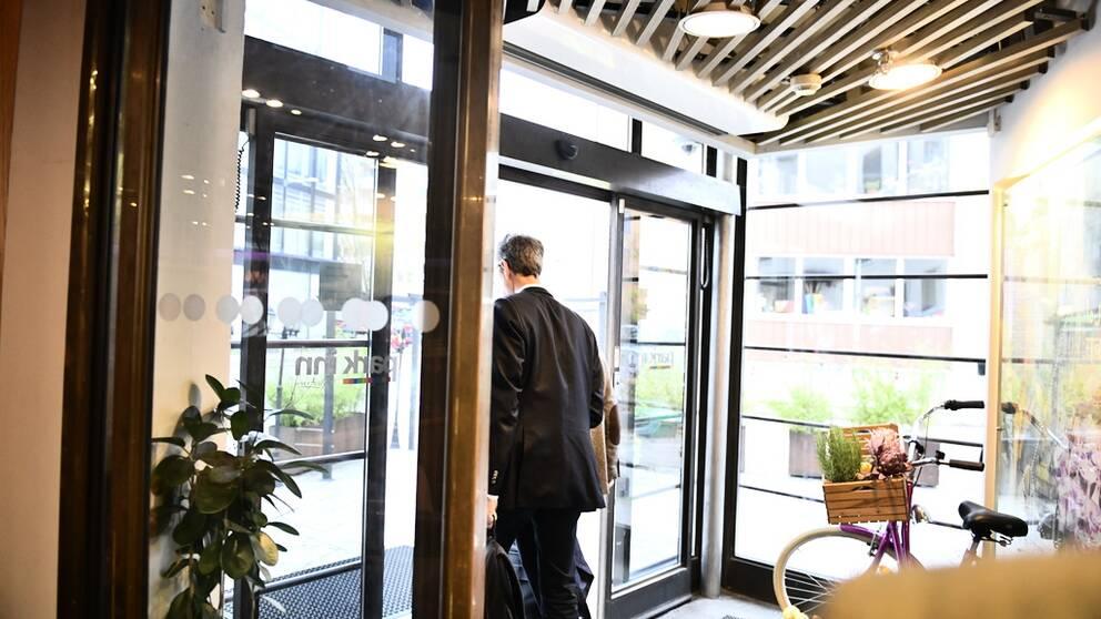 Apotekstjänsts vd Tomas Hilmo lämnar uppdraget