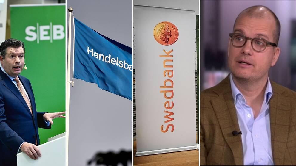 """Sparekonomen Jokim Bornold: """"Ryktet om bankernas död är tämligen överdrivet"""""""