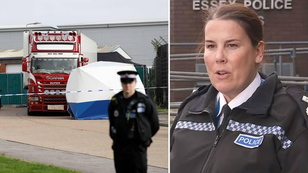 Polistalespersonen Pippa Mills: Vi är i ett tidigt skede i vad som troligtvis kommer att bli en lång utredning