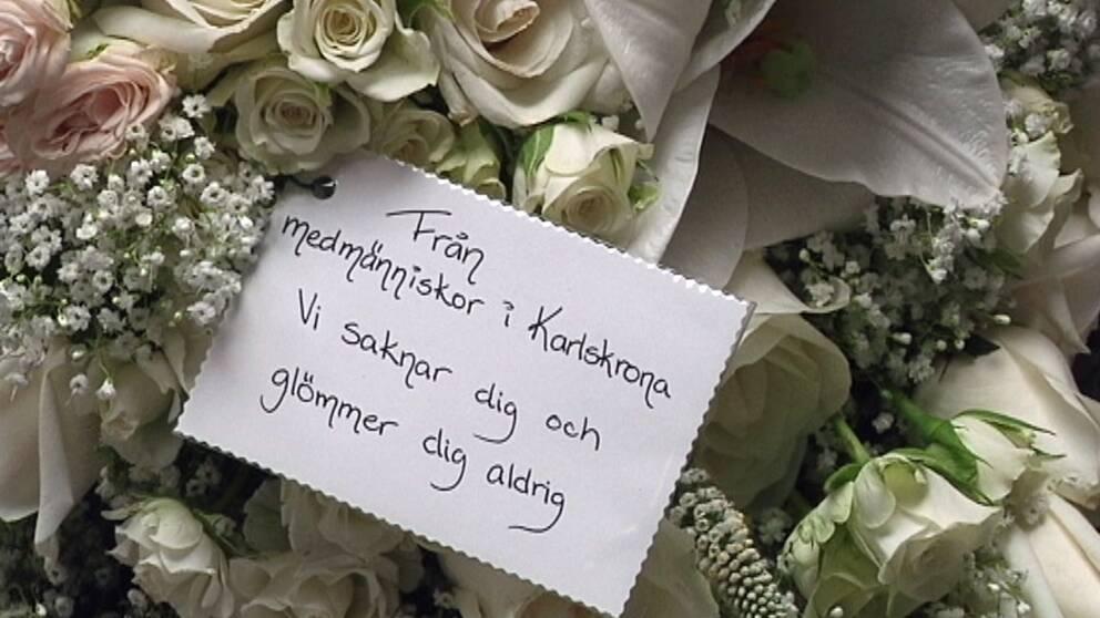 Yarafallet har berört människor över hela Sverige.