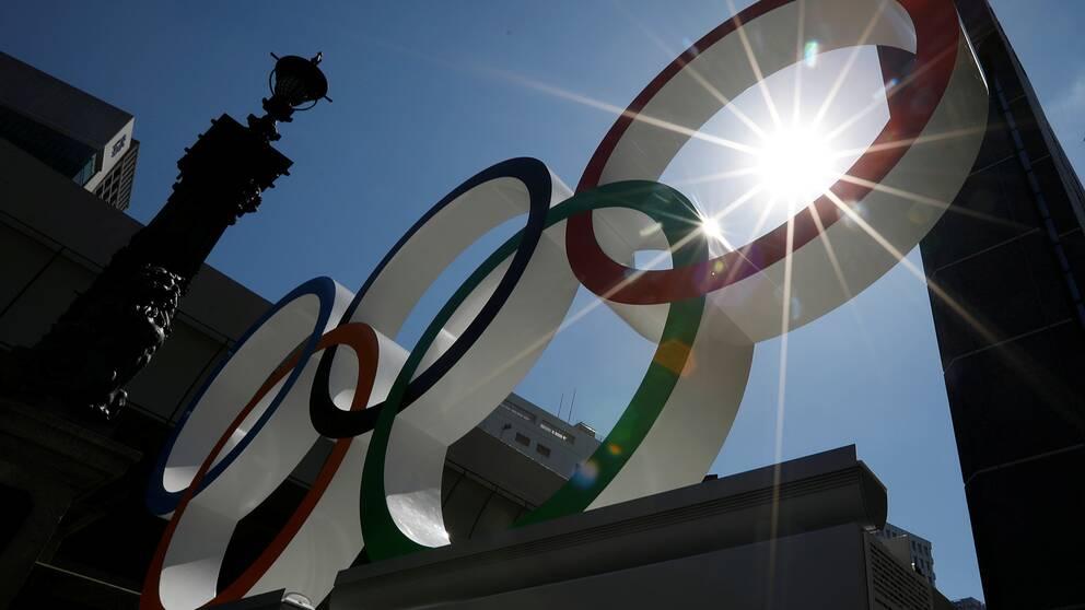 OS-ringar i Tokyo