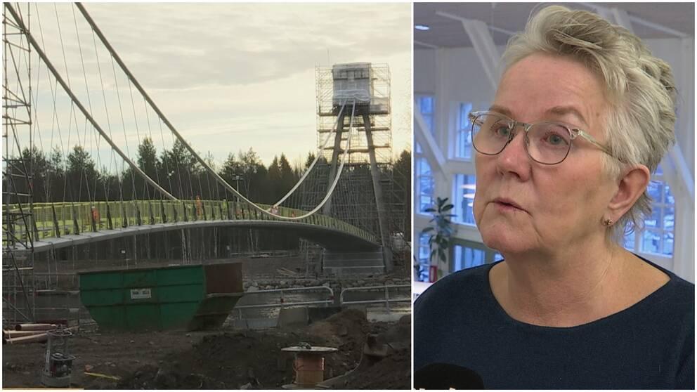 Hör Lena Karlsson Engman (S) om hur Lundabron finansieras.