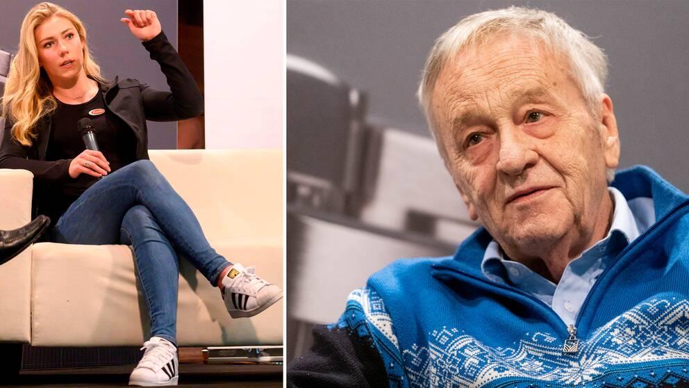 Fis ordförande Gian Franco Kasper förstår Mikaela Shiffrin och de övriga åkarnas kritik.