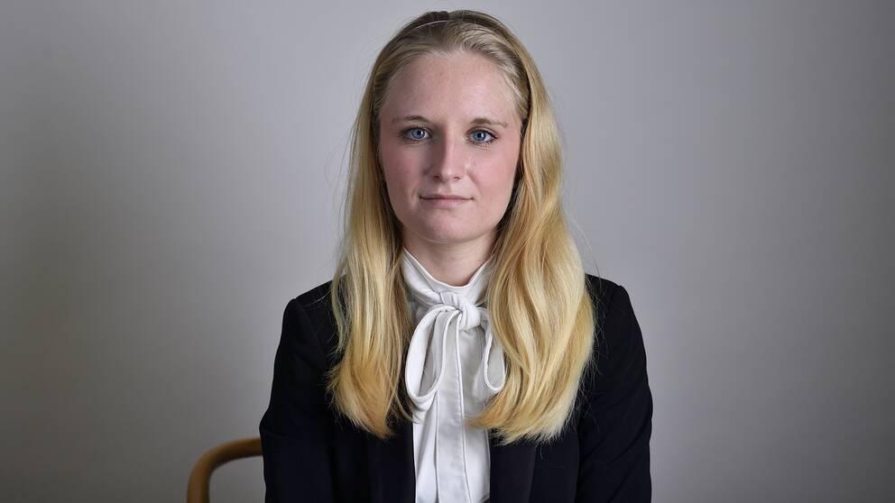 Emma Hermansson, Sverigedemokraterna.