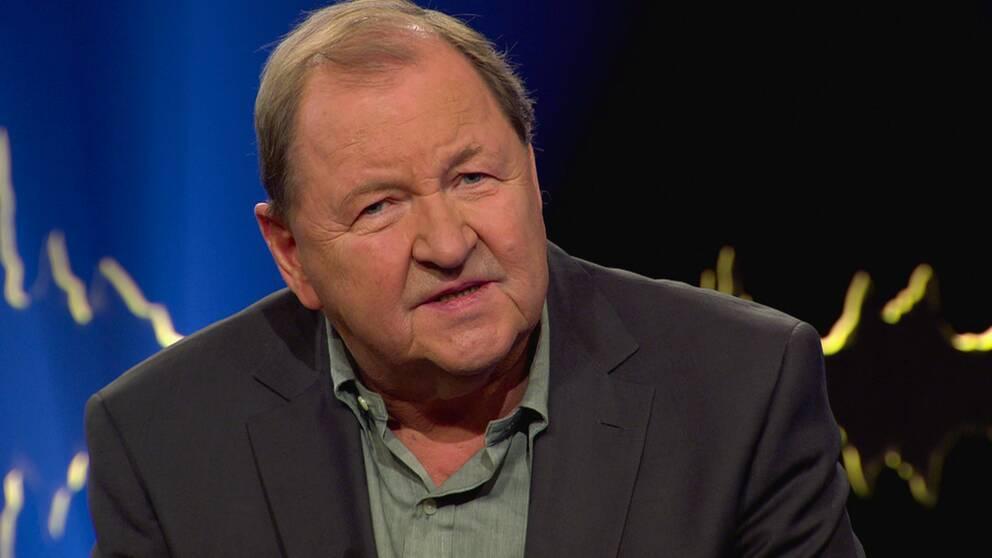 Regissören Roy Andersson gästar Skavlan.