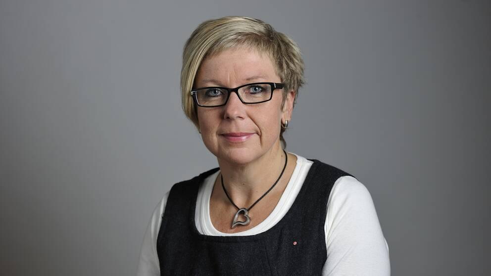 Annelie Karlsson, Socialdemokraterna.