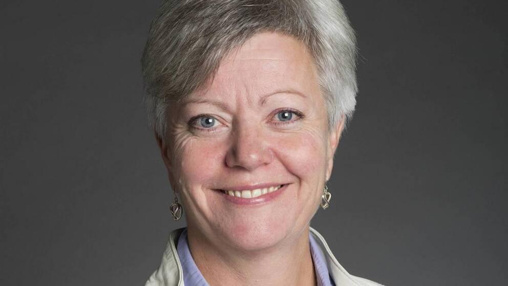 Annika Qarlsson, Centerpartiet.
