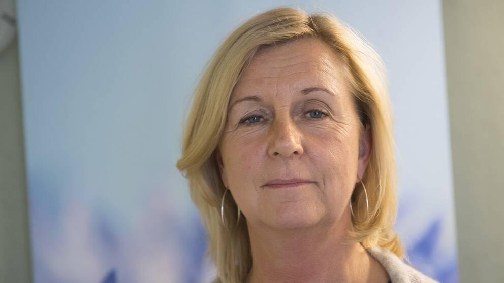 Maria Arnholm, Liberalerna.
