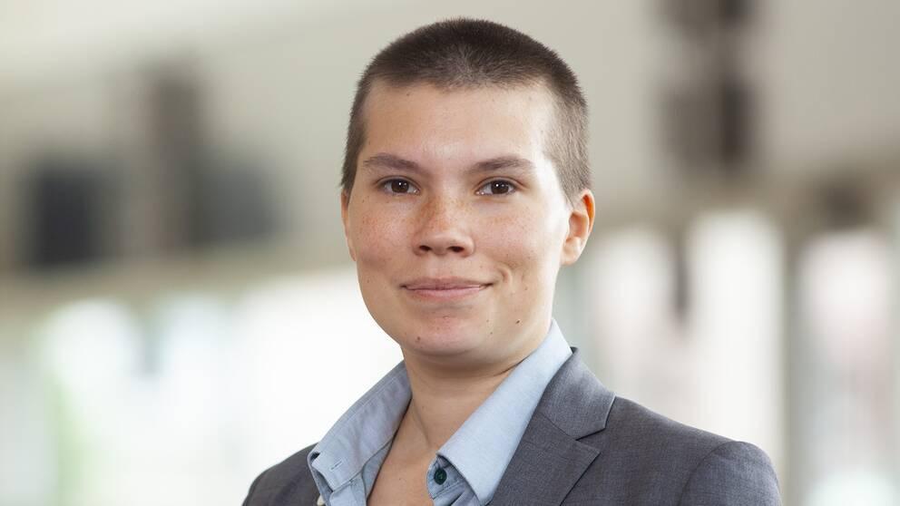 Annika Hirvonen Falk, Miljöpartiet.
