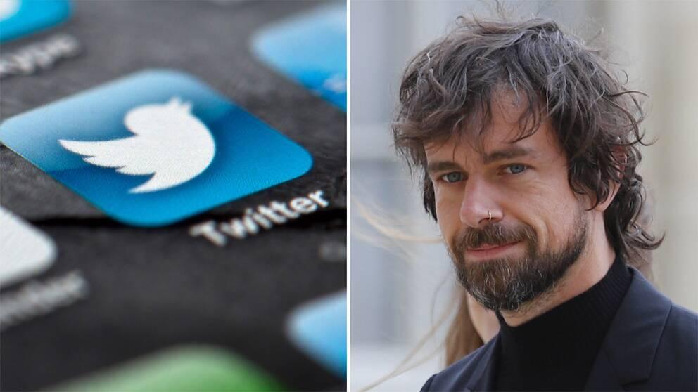 Twitters telefon-app och Jack Dorsey