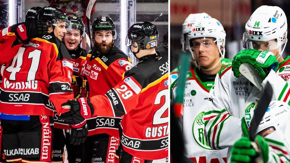 Luleå vann femte raka mot Rögle.