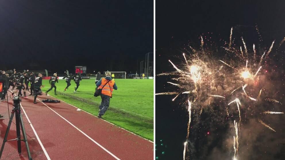 Varbergs Bois Klart For Allsvenskan Svt Nyheter