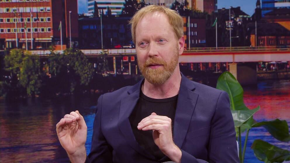 Lars-Johan Åge, professor i ekonomi och specialist på förhandlingar.