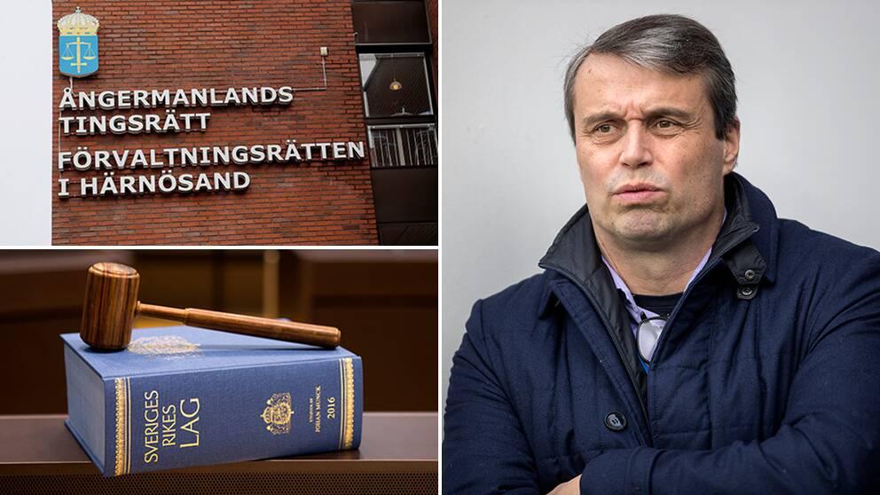 Östersunds FK:s förre ordförande dömd till fängelse