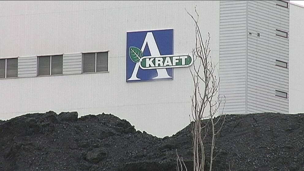 Arkivbild. Ett kraftverk tillhörandes Alholmens Kraft.