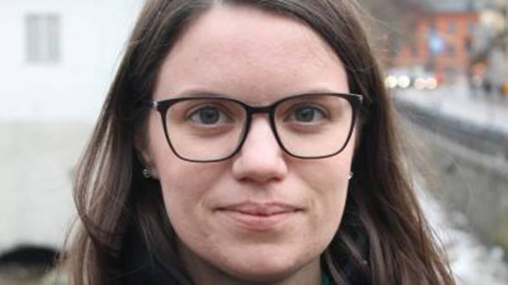 Sandra Håkansson, doktorand i statsvetenskap vid Uppsala universitet