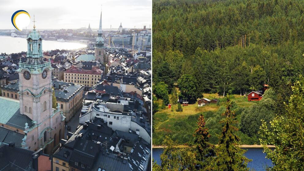Projektet Sverige möts har fått människor från både land och stad att träffas och diskutera frågor som man kan tycka olika om.