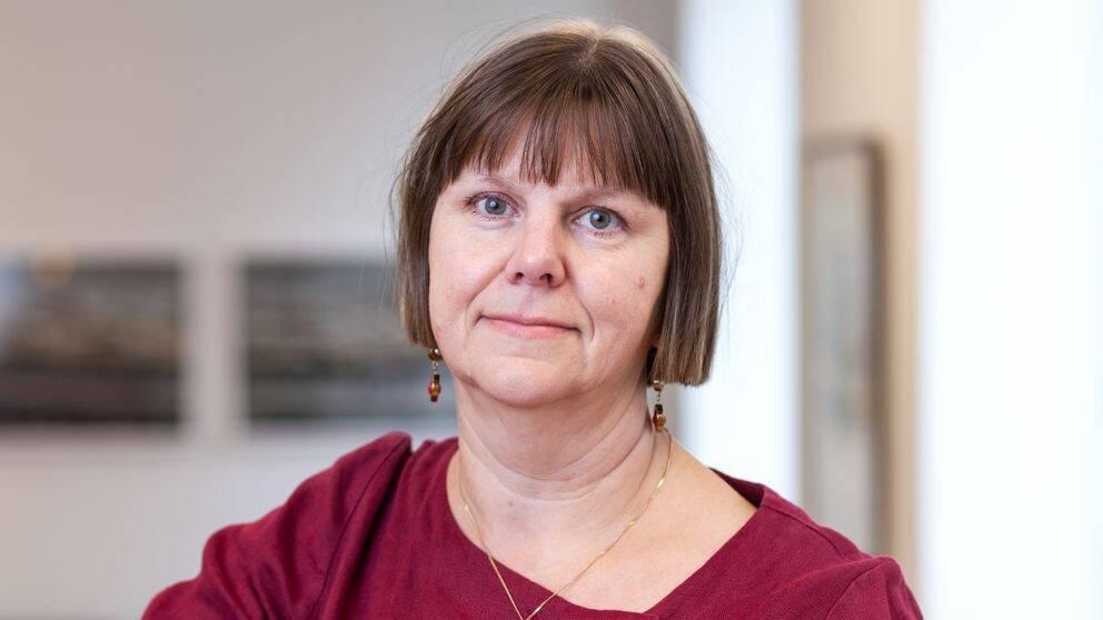 Catharina Häggbom, förhandlingsansvarig Kommunal.