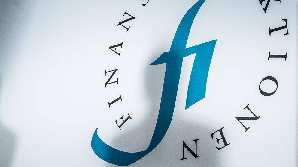 Bilden föreställer Finansinspektionens logga.
