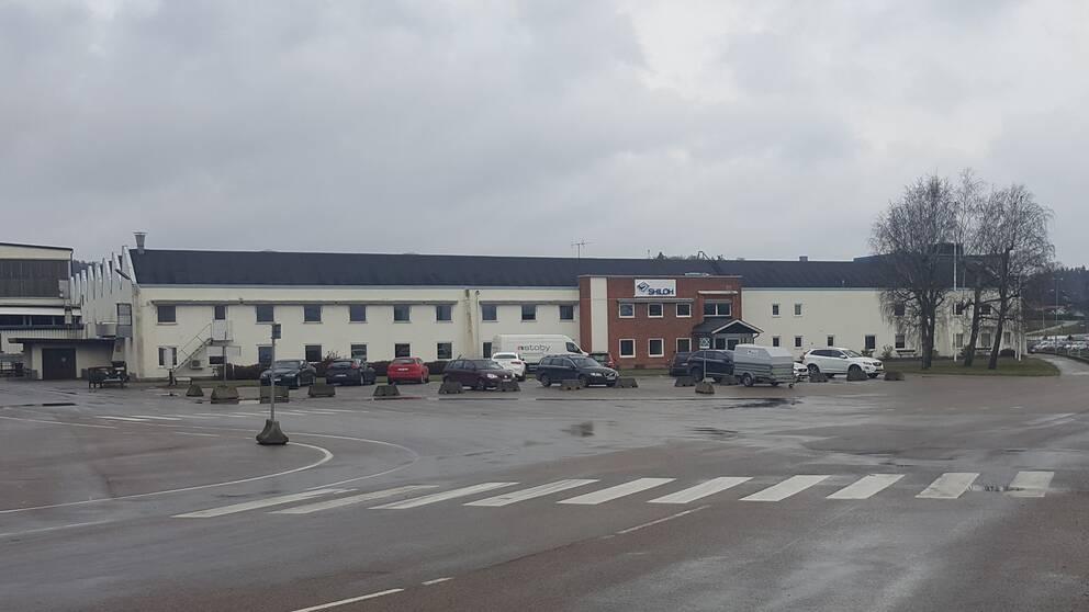 shiloh industries, olofström