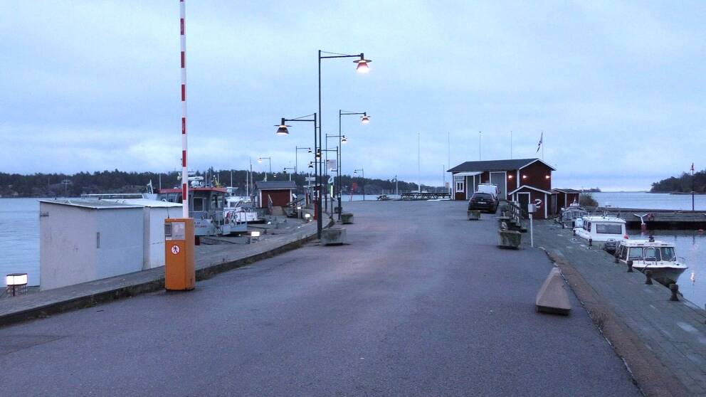arkösund hamn vikbolandet norrköpings kommun