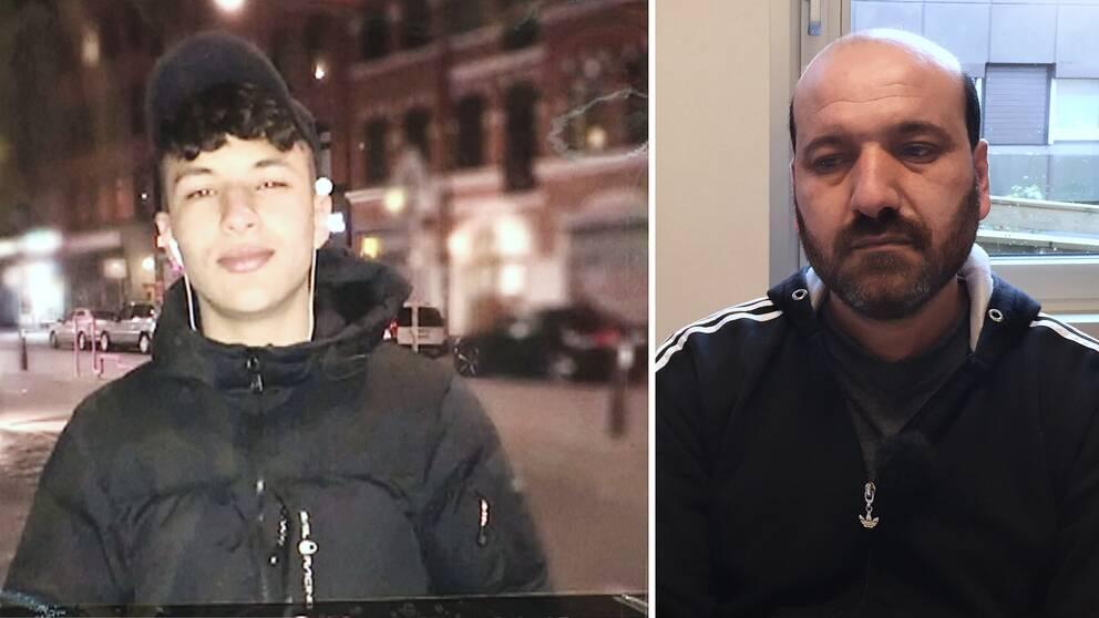 15-årige Jaafar Mohammad Ibrahim sköts till döds den 9 november. Nu talar hans pappa Mohammed ut om tragedin.