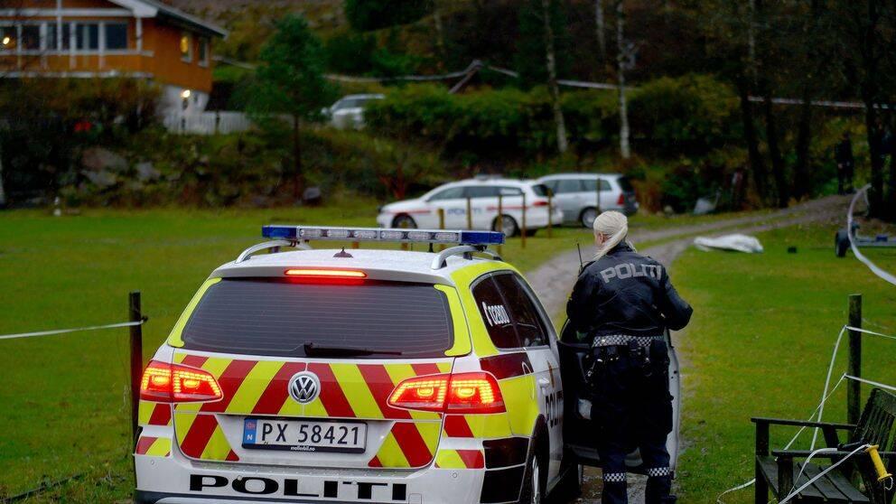 Skottdrama i norge