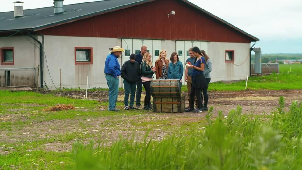 """Kvällens avsnitt AV """"Allt för Sverige"""" utspelar sig i Värmland"""
