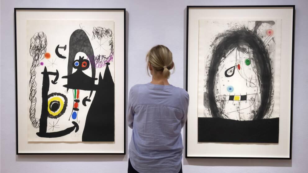 Kristianstad kan få Sveriges första museum helt tillägnat Barcelonakonstnären Joan Miró.