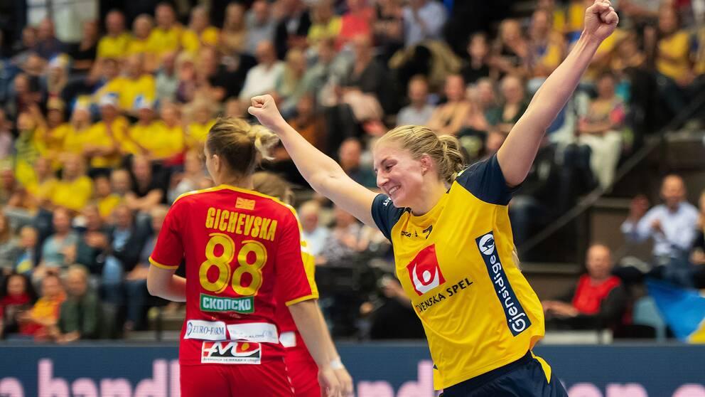 Linn Blohm har fått en kanonstart på säsongen.
