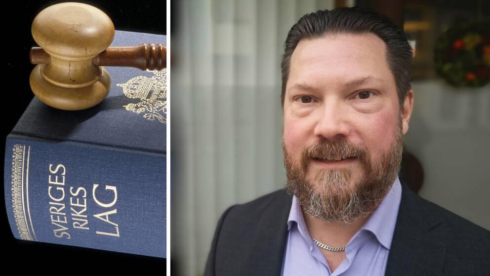 Daniel Möller är advokat med specialisering på arbetsrätt.