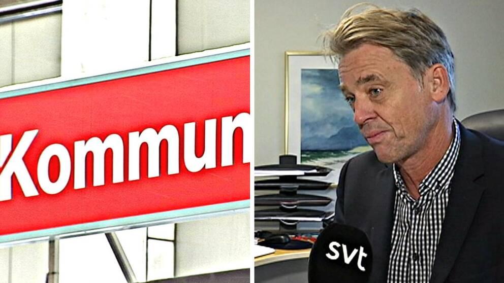 Anders Dahlén fick lämna sitt jobb med full betalning i 24 månader.