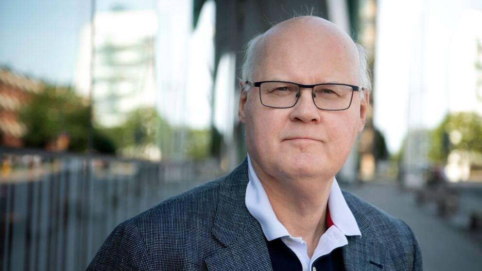 Jan Hallenberg, forskningsledare vid Utrikespolitiska institutet.