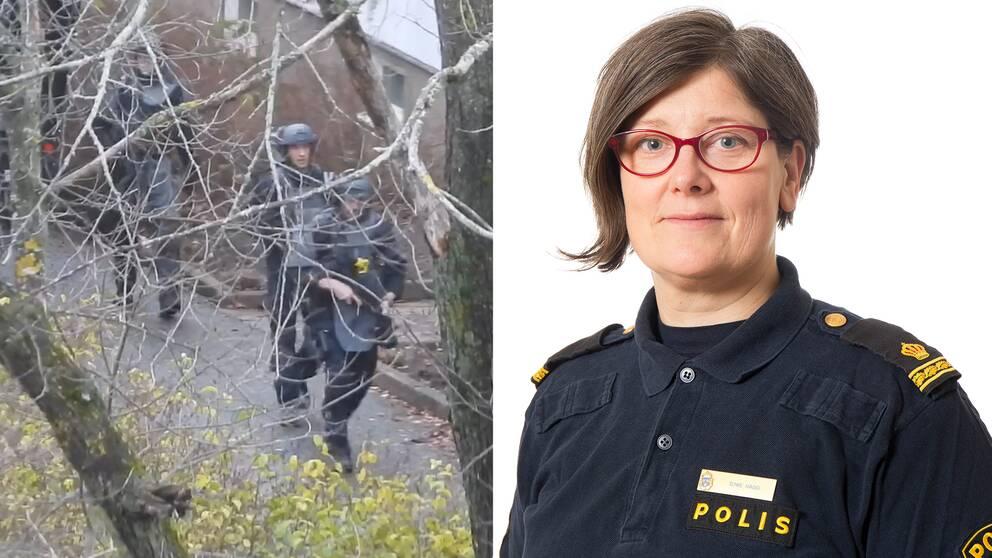 Polsk Kvinna Sker Man Sundbyberg