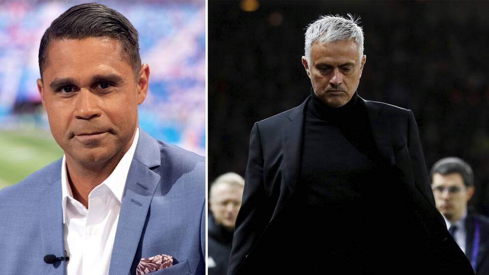 """Daniel Nannskog menar att valet av Jose Mourinho som tränare för Tottenham är """"gambling"""" av klubben."""