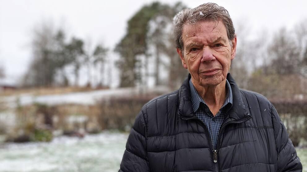 Göran Glimsholt i Arboga blev uppringd av en falsk rörspolare