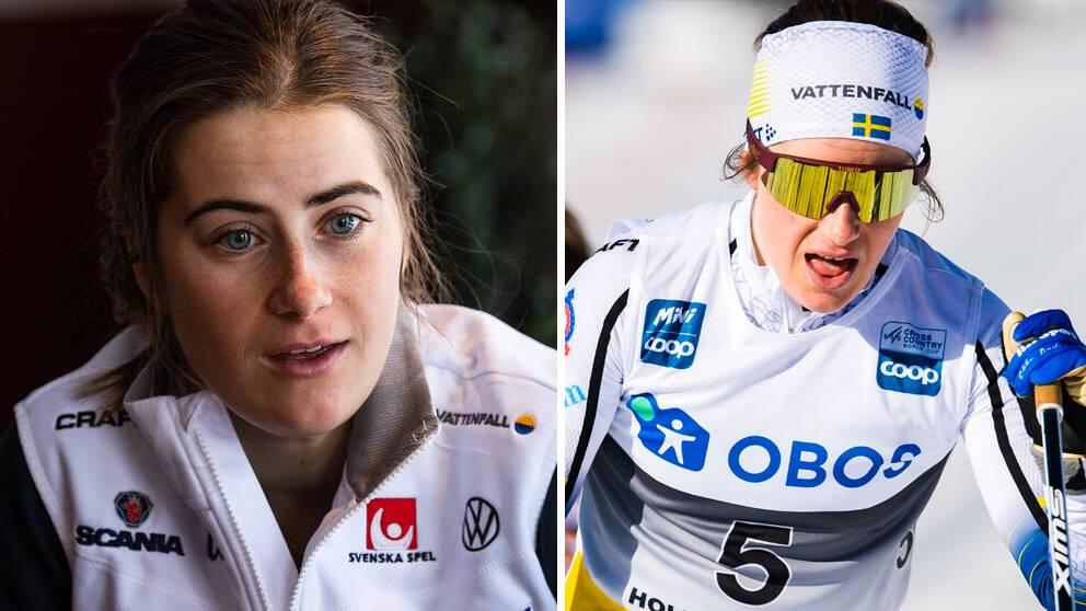 Ebba Andersson missar alla tävlingar före årsskiftet.