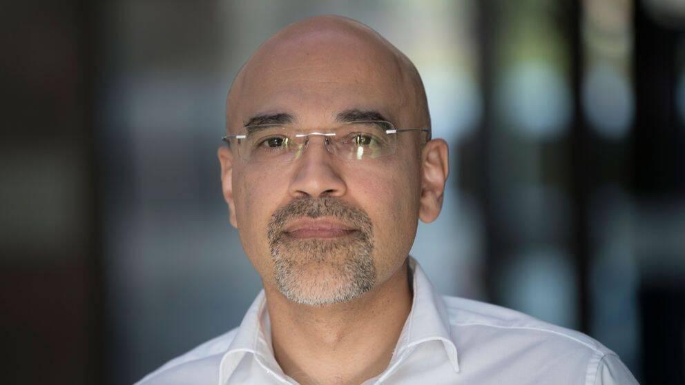 Rouzbeh Parsi, programchef på Utrikespolitiska institutet.