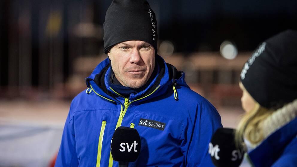 Mathias Fredriksson menar det är viktigt att nya längdchefen är rätt person för jobbet.