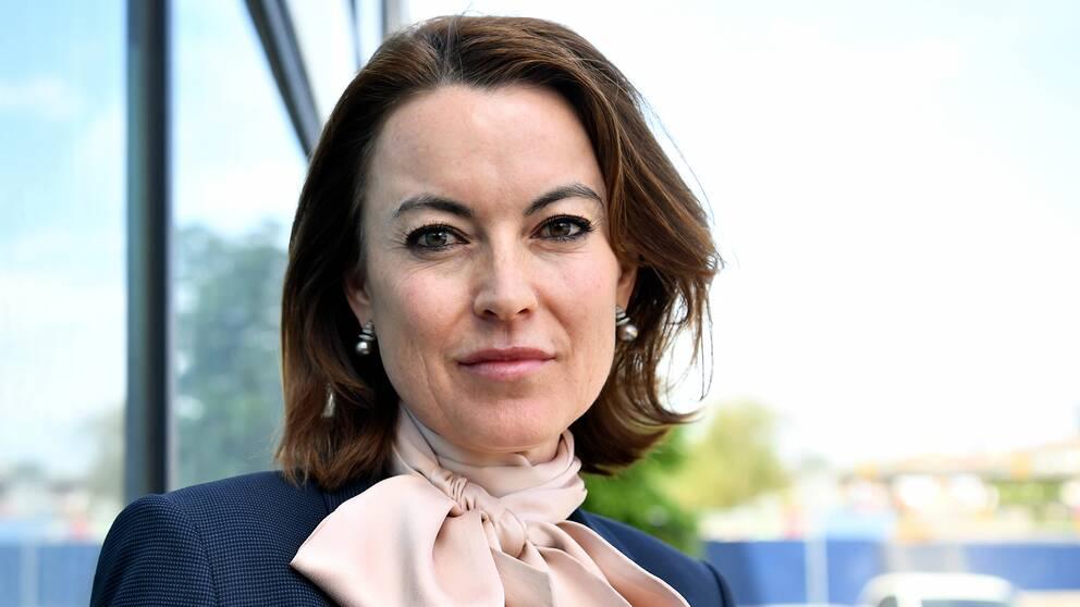 Försvarsadvokat Hanna Lindblom.